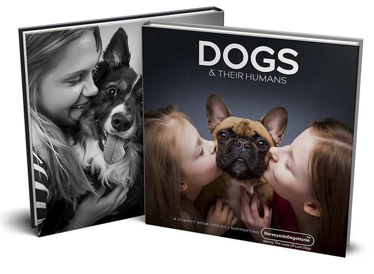Dogs and Their Humans – Your chance to feature in a book in aid of Merseyside Dogs Home