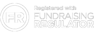 Registered with the fundraising register